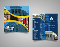 Brochure Design For The Century Palace