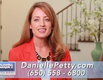 Real Estate Agent Commercial - Danielle Petty