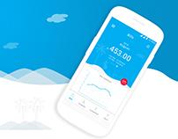 UI/UX Design- Mobile App for KSEB