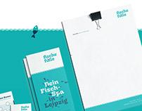 Fische Füße – Corporate Design