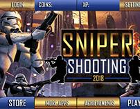 Sniper Shooting 2018