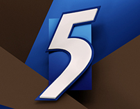 MEDIACORP CHANNEL 5 REBRAND