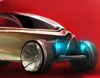 Citroen - Autonomous Expedition Vehicle