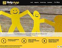 Hel-App | Solidarietà Virale