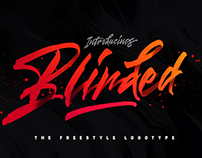 Blinded Freestyle Logotype