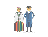 Latvian Costumes - interactive game