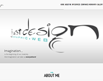 My new redesigned site