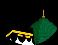 Logo PT Fath Haramain Karim - an Islamic Travel Agency