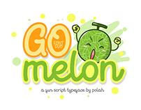 Go Melon Font Free