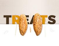 Cookies (Bakery Website)