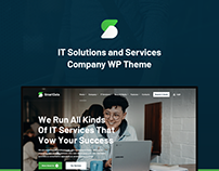 Smartdata - IT Solutions & Services WordPress Theme
