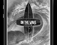 on the wave – wake and surf