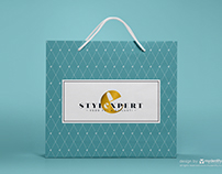Style Expert branding