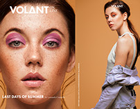 VOLANT MAGAZINE / LAST DAYS OF SUMMER