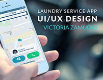 Laundry App | UI/UX