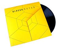 "Block B ""Blockbuster"" Vinyl Sleeve"