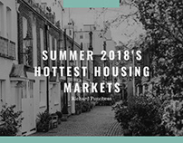 Summer 2018's Hottest Housing Markets