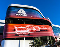 Axalta Injector at Daytona Motor Speedway