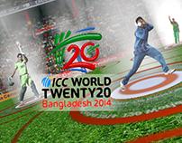 ICC WORLD CUP TWENTY20