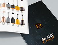 Catálogo Concept da Avant