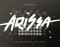 Arissa Typeface