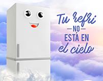 Tus electrodomésticos no están en el cielo