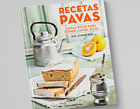 "Cookbook ""Recetas pavas"", by Ana D'onofrio"