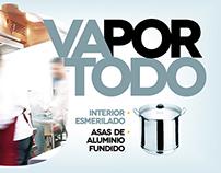 Vaporeras Vasconia • Campaña de imagen