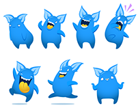 Azoomee - Character Poses