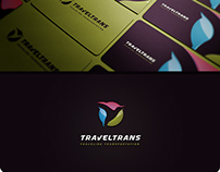 Travel Trasportation Logo