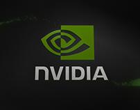 Logo Mograph - Nvidia logo