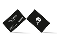 B&W Business Cards