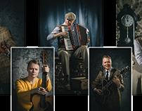 Проект: портфолио музыканта, Андрей Чайкин