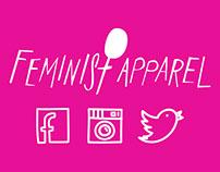 Feminist Apparel Social Media Creative