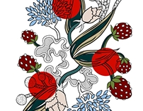 Floral Vector Prints (2009-2011)