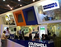 New Homes & Coldwell Bamker booth Cityscape 2015