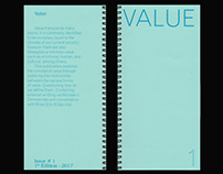 Value: Issue # 1