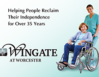 Branding -- Wingate Healthcare Facilities