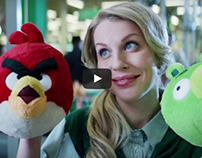 O'KEY - Angry Birds TV promo
