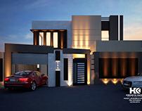 Modern Villa Re Design