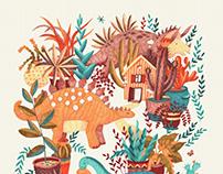 Animals print