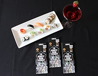 The Moment Room | Yume Sushi Lounge