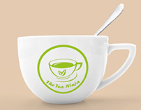 Design a logo for The Tea Ninja