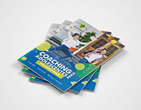 Brochure Design & Project Management