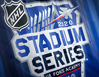 2020 NHL Stadium Series Event Brand