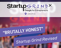 """Starup GrindX"", graphic solutions"