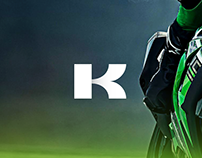 Kawasaki Rebrand