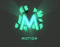 Animated M