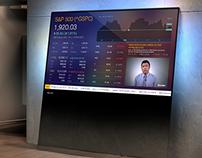 Finance app for Apple TV
