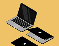 Macbook | illustration & animation